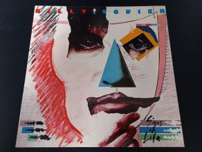 "12"" Vinyl album Billy..."