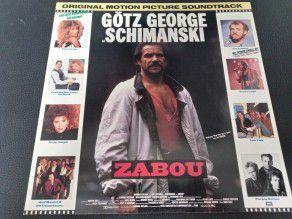 """12"""" Vinyl album Zabou..."""