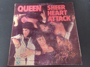 """12"""" Vinyl album Queen Sheer..."""