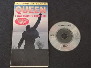 "Cd Single 3"" Queen I was..."