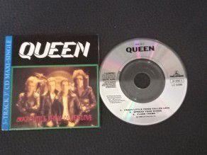 """Cd Single 3"""" Queen Crazy..."""