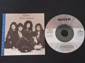 "Cd Single 3"" Queen Bohemian..."