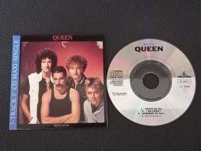 "Cd Single 3"" Queen Radio Ga..."