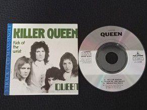 "Cd Single 3"" Queen Killer..."