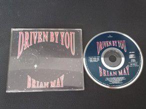 Cd Single Brian May Driven...