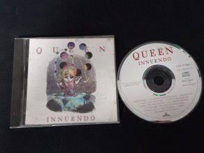Cd Album Queen Innuendo...