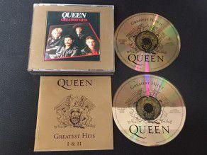 Cd Album Queen Greatest...