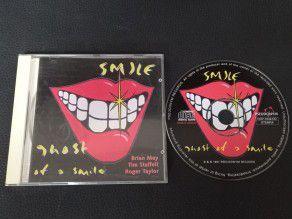 Cd Album Queen Smile Ghost...