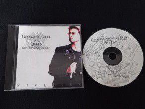 Cd Album George Michael and...