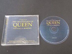 Cd Album Bohemia The...