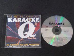 Cd Album Queen Karaoke We...