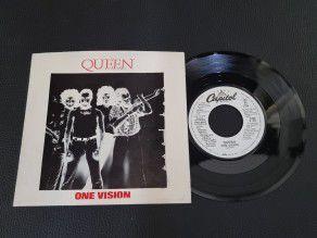 """7"""" Vinyl single Queen One..."""