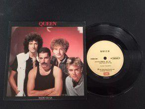 "7"" Vinyl single Queen Radio..."