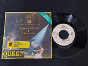"""7"""" Vinyl single Queen Body..."""