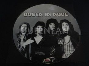 "10"" Vinyl Album Queen in Nuce (Italy) Picture disc"