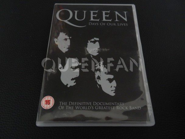 Dvd Queen Days of our lives (Holland)