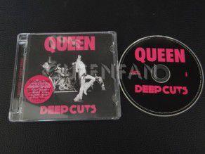 Cd Queen Deep cuts Part 1 (UK)