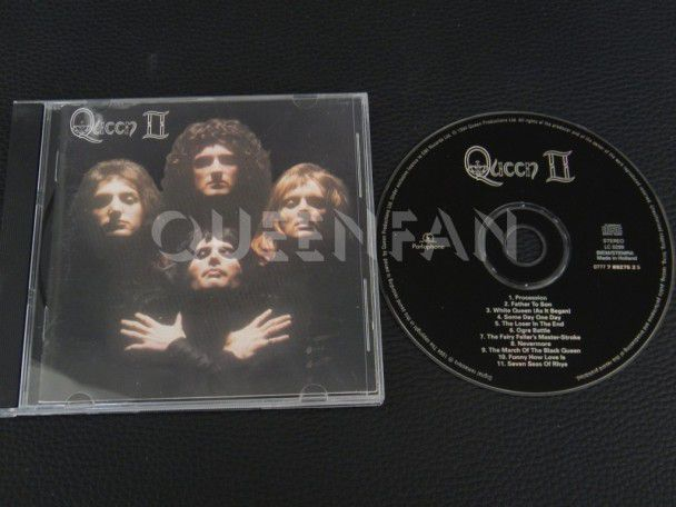 Cd Queen II (Holland)