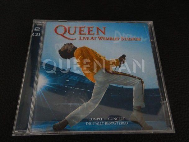 Cd Queen Live at Wembley (Holland)