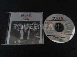 Cd Queen The Game (Holland)