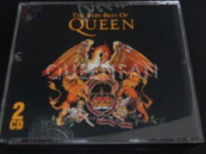 Cd Queen The very best of (Canada)