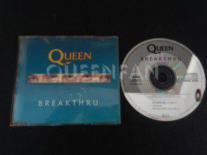 Cd Single Queen Breakthru (Holland)