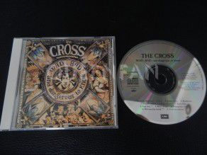 Cd The Cross Mad bad and dangerous to know (Japan)