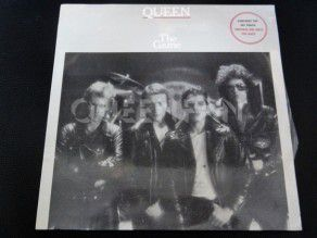 "12"" Vinyl album Queen The game (India) Normal sleeve"