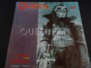 "12"" Vinyl album Queen A Kind of Magic (Peru)"