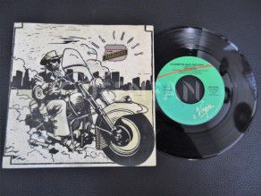 "7"" Vinyl single The Cross Cowboys and Indians (Italy)"