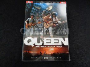 Dvd Queen We wil rock you (Holland)