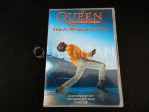 Dvd Queen Live at Wembley (Holland)