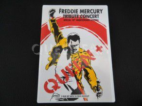 Dvd Freddie Mercury Mercury Tribute concert (Holland) (Queen)