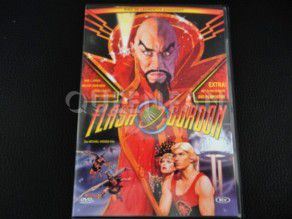 Dvd Queen Flash Gordon the movie (Holland)