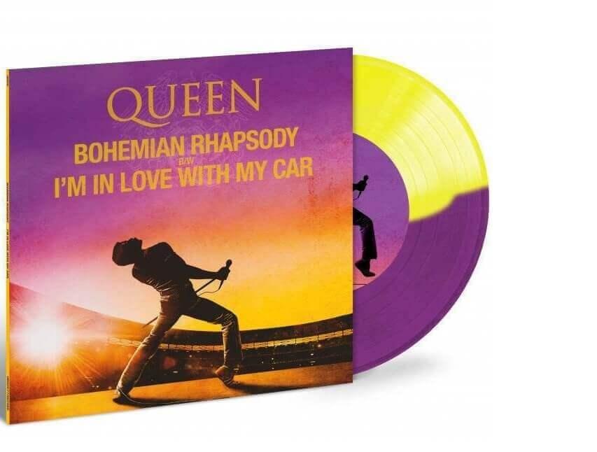"""7"""" Vinyl single Queen Bohemian rhapsody (UK) 2019 RSD"""