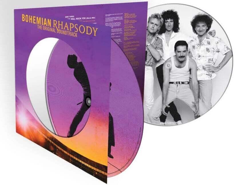 "12"" Vinyl album Queen Bohemian rhapsody (UK) 2019 RSD"